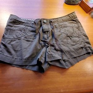 Union bay brown shorts size 13